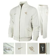 Nike Ronaldinho 10R Velour Warm-Up Tracksuit