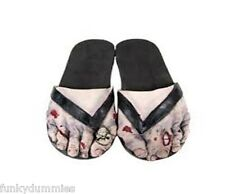 **NEW 2013* Zombie Feet Sandals, Ideal Fancy Dress, Hen Night, Stag Night!!