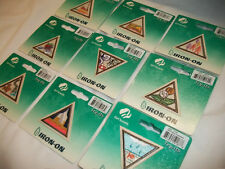 """Pick-A-Patch! Choose your Girl Scouts Badge! 2"""" Triangle Iron-On Brownie-Junior"""