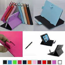 "Colorful Magic Leather Case+Stylus For 10.2"" Turcom Google Android 4.0 Tablet PC"
