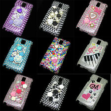 For Samsung Galaxy Note III 3 N9000 N9005 Bling Diamond Rhinestone Case Cover