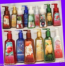 15 pc 2013 WINTER Bath Body Works FOAMING/DEEP CLEANSING Antibacterial Hand Soap