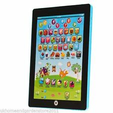 MY FIRST TABLET KIDS LEARNING COMPUTER TOY CHILDRENS LAPTOP EDUCATIONAL TOY GAME