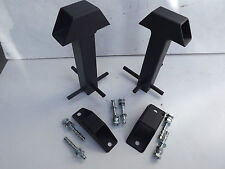 SECURITY GROUND ANCHOR, BOLT DOWN/CEMENT IN GROUND FOR CYCLE/BICYCLE/PUSHBIKE