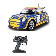 1:10 Official MINI COOPER S UK Arthur Forster RC Radio Remote Control Cars Boys