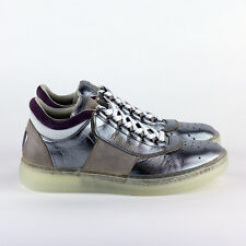 Puma x Alexander McQueen Joust Low iii 3 Trainers (Silver Metallic) Men's Shoes