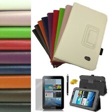 PU Leather Case Cover Stand for Samsung Galaxy Tab 2 7 inch 7.0 P3100 P3110