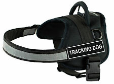 DT Works Dog Harness with Velcro Patches