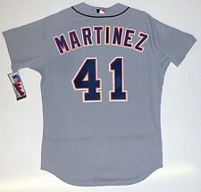 VICTOR MARTINEZ  AUTHENTIC DETROIT TIGERS MLB AWAY JERSEY NEW WITH TAGS