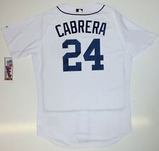 MIGUEL CABRERA  AUTHENTIC DETROIT TIGERS MLB MAJESTIC HOME JERSEY NEW WITH TAGS