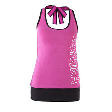 Zumba Houston, We Have a Halter Top - Berry