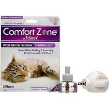 NEW! COMFORT ZONE WITH FELIWAY REFILLS. SPRAYS & DIFFUSERS. MIX & MATCH