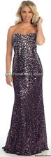 SISTER MOTHER of the BRIDE BAR/BAT MITZVAH DRESS PROM EVENING FORMAL GOWNS LONG