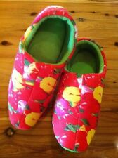 Dutch Clog Slippers / Hollandse slippers TULIP PRINTED & FREE GIFT