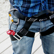 FREE POSTAGE Pro Harness & Belay device & Carabiners Climbing Kit All Sizes