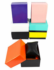 Watch Gift Box Plain Suitable for Most Gift Watches Bracelets Jewellery XMas