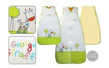 Baby Sleepsacks George Giraffe Velour 3.5 TOG - Dream Bag Baby Sleeping Bags