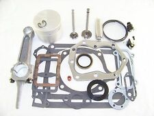 Kohler K301 engine a 12hp MASTER rebuild kit W/ VALVES complete w/ free tune up