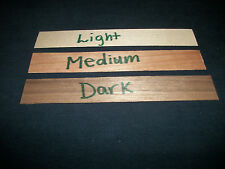 Wood wick- Genuine Wooden Wick pump strips 25 count your choice of color !!!!