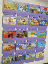 Pick your vtech V.Smile GAME CARTRIDGE, many to choose from AND free shipping !!