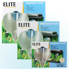 HAGEN ELITE STINGRAY INTERNAL AQUARIUM FILTERS, FOAMS AND ZEO CARB (ONE LISTING)