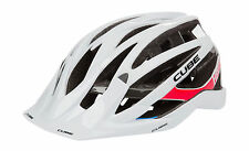 CUBE HPC Cycling Helmet for Road/MTB with Carbon Fibre Choice of colours