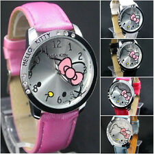 2014!HOT!NEW!Fashion!lovely!Hellokitty Women's Girls Ladies Quartz Wrist Watches