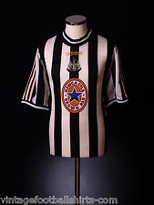 1997-99 Newcastle United Rare Home Football Soccer Jersey Shirt Top *BNIB*