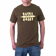 WWI Anniversary T-Shirt. Army Soldiers. World War One. The Generic Logo Company