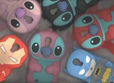 Samsung Galaxy S4 i9500 Stitch Cartoon Soft Silicone Case Cover Skin Protector