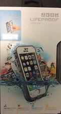 LifeProof Apple iPhone 5/5S Case Nuud Touch ID Fingerprint Sensor 2105-02 White