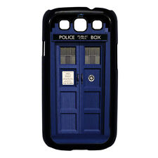 samsung galaxy s3 s4 s5 case TPU rubber doctor who police call box tardis USA