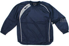BLK Tek Pullover Rugby Training Top Navy