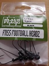 BLACK FLAGG FNSS FOOTBALL HEADZ