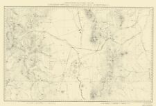 COLORADO - S. CENTRAL & PART OF NEW MEXICO (CO/NM) BY F.V. HAYDEN 1881
