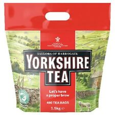 Yorkshire Tea Bags 2 Cup 480's Multi Pack From Only £8.99 per bag 480 !