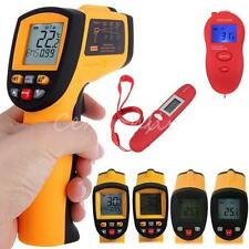 -50~900℃ Non-Contact IR Infrared Digital Temperature Gun Thermometer Laser Point