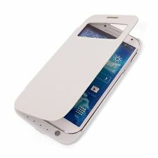 Protective Flip Cover Power Case for Samsung Galaxy S4 Phone extra Battery Boost