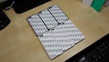 10 case Wholesale iPhone 4/4S 5/5 Cases cover Blank Sublimation  Black or White