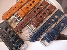 THICK LEATHER STRAPS WILL LOOK GREAT ON YOUR SINN DIVE WATCH