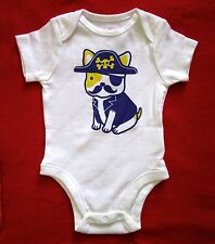 Old Navy Baby boy Cute Pirate Puppy Dog cotton bodysuit one piece