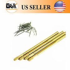 Bronze Lace Wig Ventilating Holder and 4 size Needles (1-1, 1-2, 2-3, 3-4)