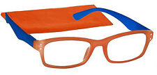 Peepers Swagger Orange Reading Glasses