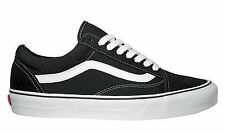 Vans Old Skool Trainers Black White Old School Shoes