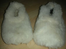 FAIR TRADE MENS WOMENS UNISEX FURRY FLUFFY ALPACA WOOL SLIPPERS HAIRY LOAFERS