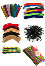 Pipe Cleaners Toys Art And Craft, Christmas, Easter, Tinsel, Black, Colour,etc