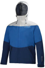 (A06)  Helly Hansen Vancouver Giacca, Racer Blue Tricolor