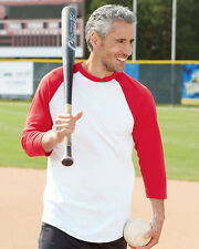 Augusta Sportswear - Three-Quarter Sleeve Baseball Jersey - 420