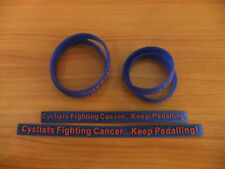 Cyclists Fighting Cancer Charity Wristband