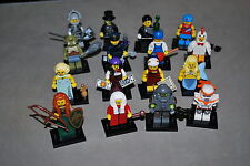 Lego Series 9 minifigures will ship worldwide New choose you character